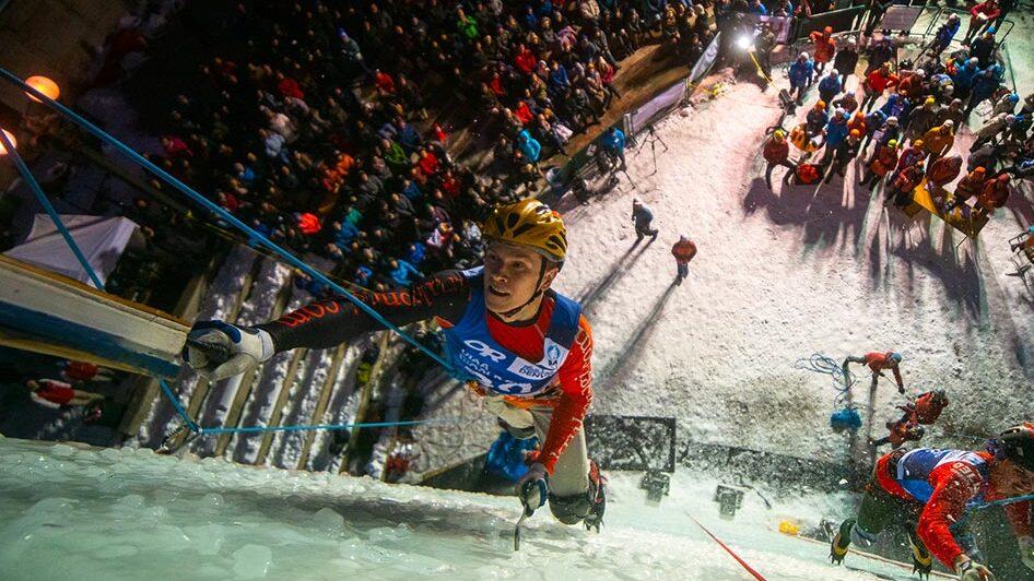 UIAA Ice Climbing World Cup #1 – Lead Finals, Changchun (CHN)