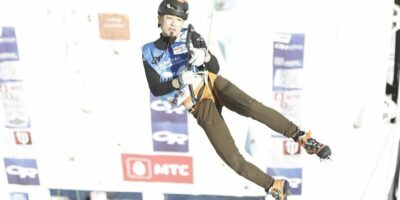 UIAA Ice Climbing World Cup #1 - Speed Finals, Changchun (CHN)