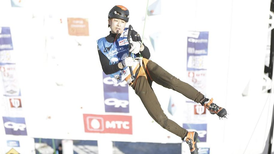 UIAA Ice Climbing World Cup #1 – Speed Finals, Changchun (CHN)