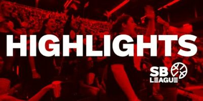 🚨SB League - Day 15 HIGHLIGHTS :  GENEVE vs LUGANO