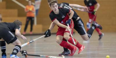Hallenmasters: Herren Halbfinal 2, Wettingen AG