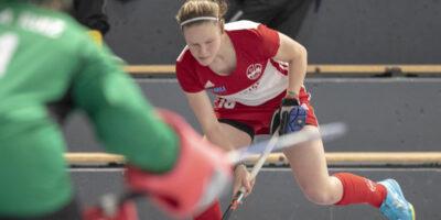 Hallenmasters: Damen Halbfinal 1, Wettingen AG