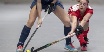 Hallenmasters: Damen Halbfinal 2, Wettingen AG