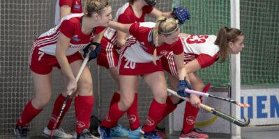 Hallenmasters: Damen Spiel um Platz 3, Wettingen AG