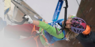 UIAA Ice Climbing World Cup #2 - Lead Semi-Finals, Cheongsong (KOR)