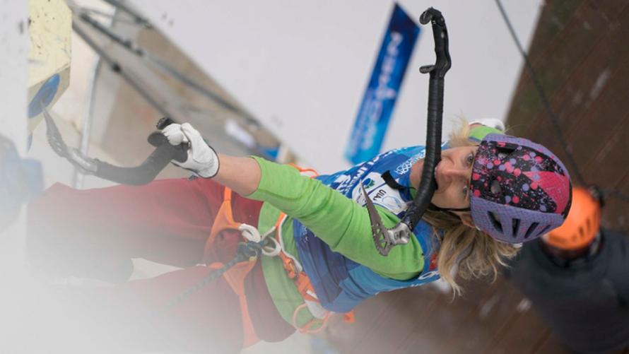 UIAA Ice Climbing World Cup #2 – Lead Semi-Finals, Cheongsong (KOR)