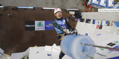 UIAA Ice Climbing World Cup #2 - Speed Finals, Cheongsong (KOR)