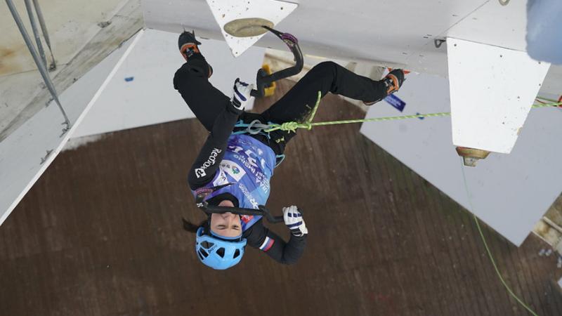 UIAA Ice Climbing World Cup #2 – Lead Finals, Cheongsong (KOR)