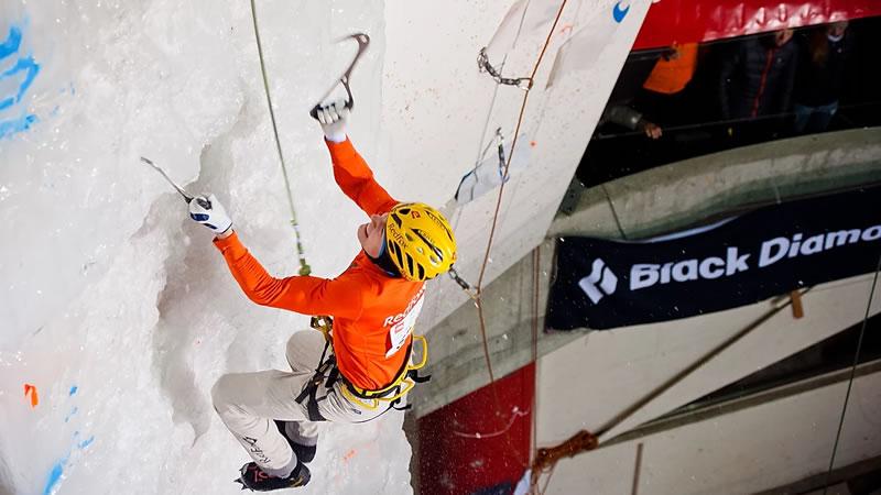 UIAA Ice Climbing World Cup #3 – Speed Finals, Saas-Fee