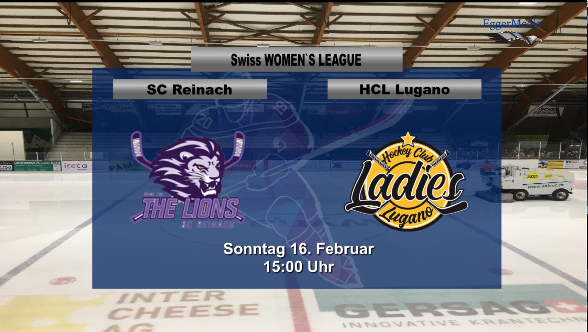 SC Reinach – HC Lugano