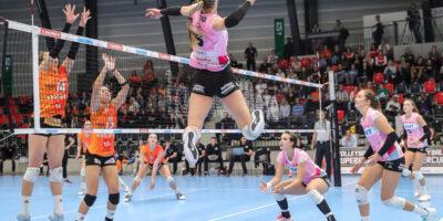 Playoff 1/4-Final, Spiel 3: Sm'Aesch Pfeffingen - Goupe E Valtra