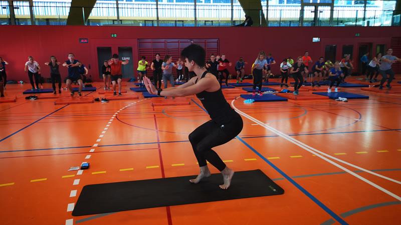 athleticflow mit Eliane Thalmann
