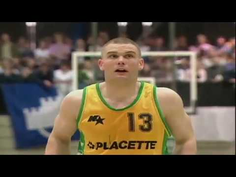 SB Classic Finals – Fribourg Olympic vs BBC Monthey : Game 5 Playoff Finals 1996