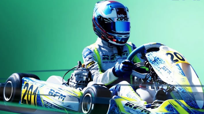 FIA Karting European Championship, 2. Wettkampftag, Zuera (ESP)