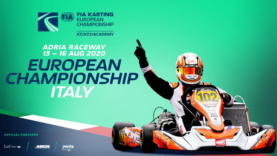 FIA Karting European Championship (1. Tag), Adria (I)