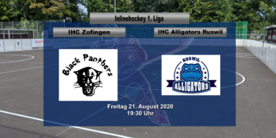 IHC Zofingen - IHC Alligators Ruswil