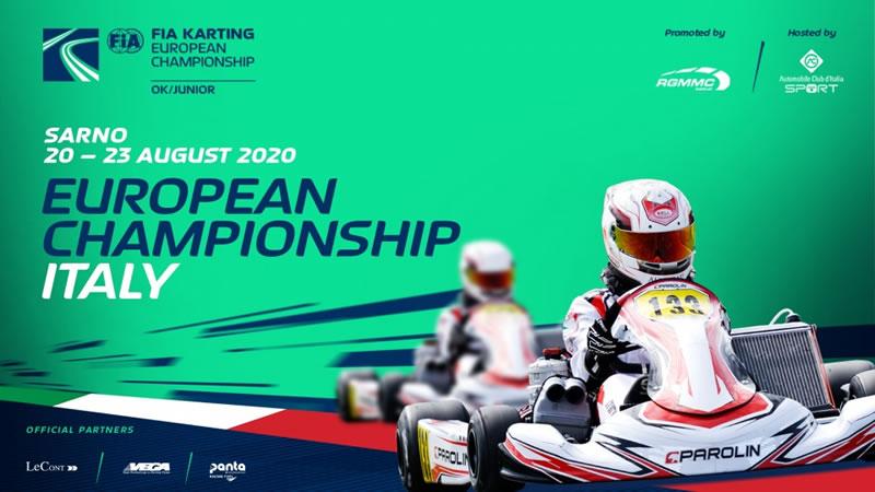 FIA Karting European Championship #2 (2. Tag), Adria (I)