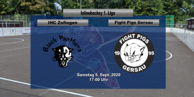 IHC Zofingen - Fight Pigs Gersau