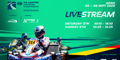 FIA Karting European Championship #3 (2. Tag), Genk (B)