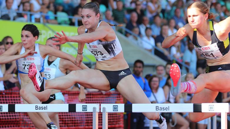 Leichtathletik Schweizer Meisterschaften (2. Wettkampftag), Basel BS