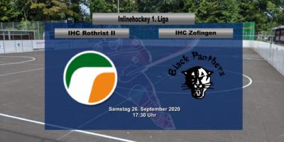 IHC Rothrist - IHC Zofingen