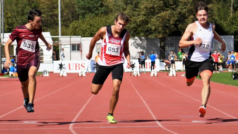 Leichtathletik Schweizer Meisterschaften U18/U16 (2. Wettkampftag), Lausanne VD