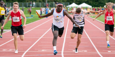 Leichtathletik Schweizer Meisterschaften Staffeln, Zug ZG