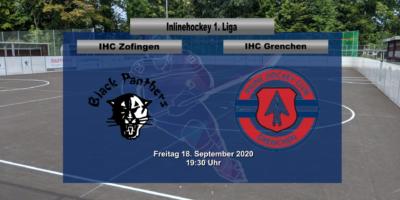 IHC Zofingen - IHC Grenchen