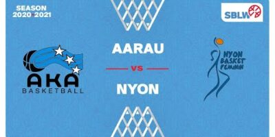 SB League Women - Day 5: AARAU vs. NYON