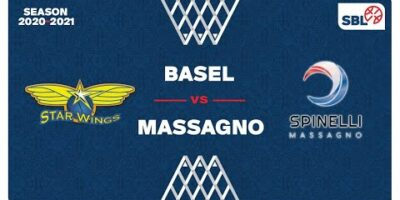 SB League - Day 4: STARWINGS vs. MASSAGNO