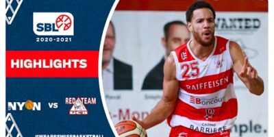SBL 20/21 Highlights - BBC Nyon vs BC Boncourt
