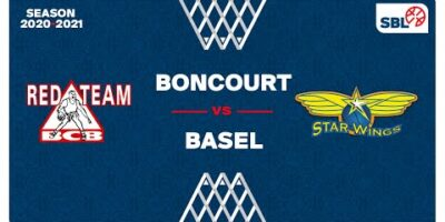 SB League - Day 3: BONCOURT vs. STARWINGS