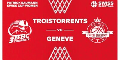 SWISS CUP WOMEN 1/8 - TROISTORRENTS vs. GENEVE ELITE BASKET