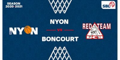 SB League - Day 2: NYON vs. BONCOURT
