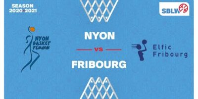 SB League Women - Day 2: NYON vs. FRIBOURG