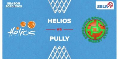 SB League Women - Day 2: HELIOS vs. PULLY