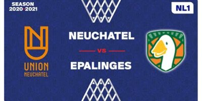 NL1M - Day 2: NEUCHATEL vs. EPALINGES