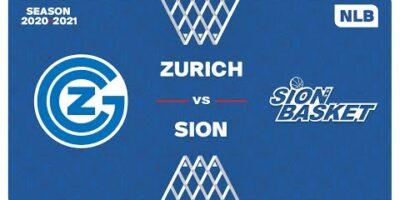 NLB - Day 2: ZURICH vs. SION