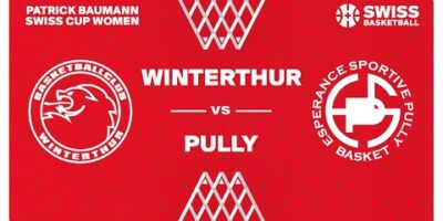 SWISS CUP WOMEN 1/8 - WINTERTHUR vs. PULLY