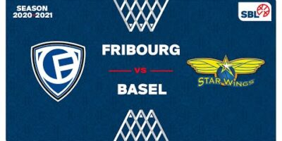 SB League - Day 5: FRIBOURG vs. STARWINGS