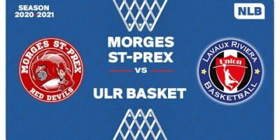 NLB - Day 2: MORGES vs. LAVAUX