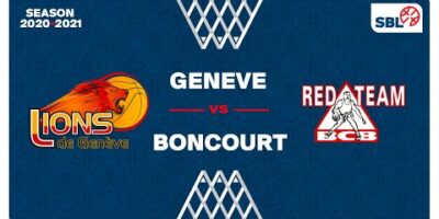 SB League - Day 4: GENEVE vs. BONCOURT