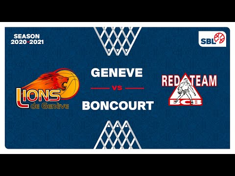 SB League – Day 4: GENEVE vs. BONCOURT