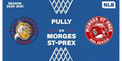 NLB - Day 3: PULLY LAUSANNE vs. MORGES