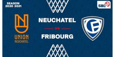 SB League - Day 2: NEUCHATEL vs. FRIBOURG