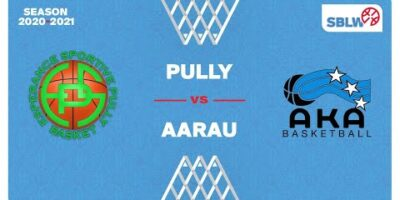 SB League Women - Day 4: PULLY vs. AARAU