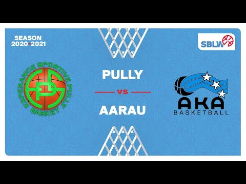 SB League Women – Day 4: PULLY vs. AARAU