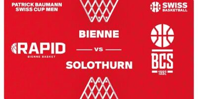 COUPE SUISSE M - Day 1-32: BIENNE vs. SOLOTHURN