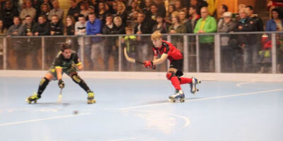 Rollhockey NLA Herren: RHC Uri - Montreux HC