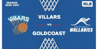NLB - Day 2: VILLARS vs. GOLDCOAST